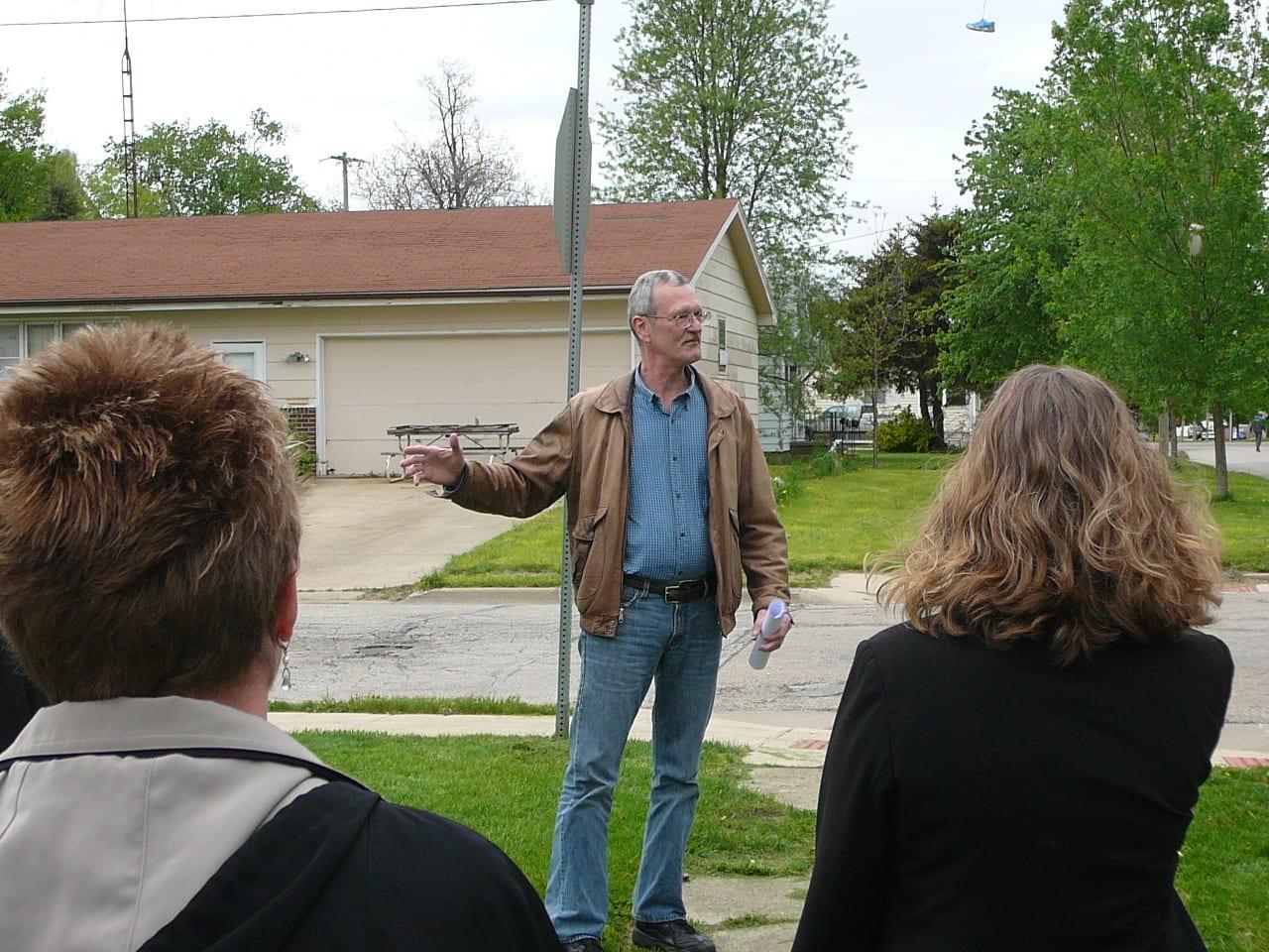 West Bloomington Community Walking Tour
