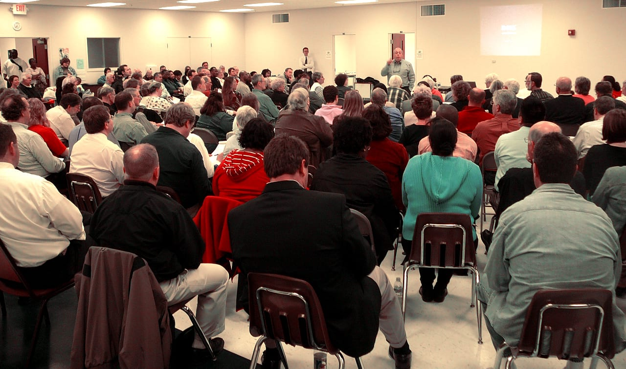 West Bloomington Neighborhood Plan Community Summit