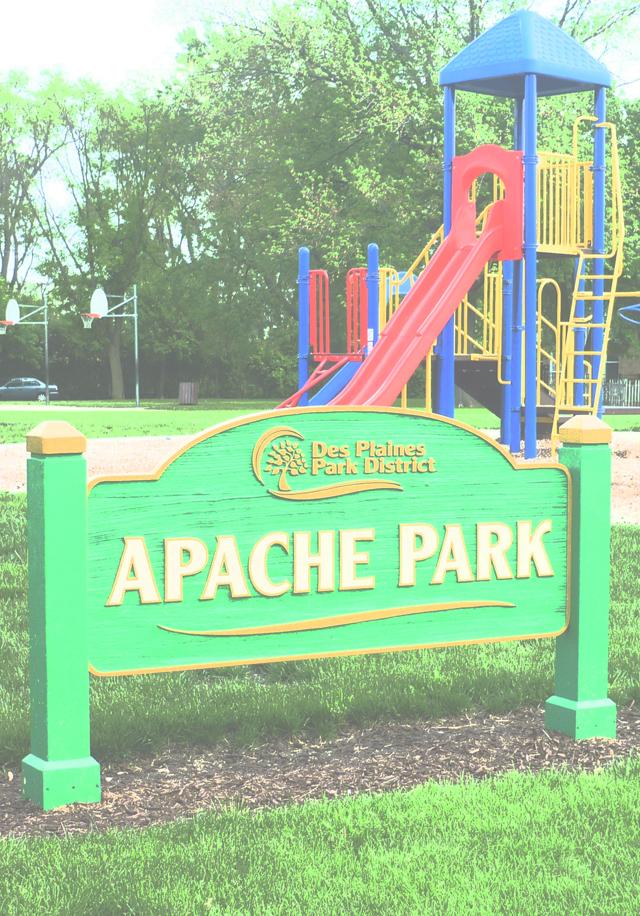 Des Plaines plans $400,000 of improvements at Apache Park