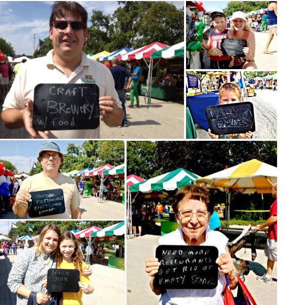 Fall on the Green Event | What do you want to see in Oak Lawn?