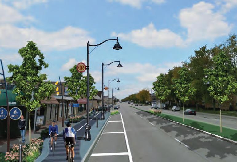 Ridgeland Avenue Corridor Study