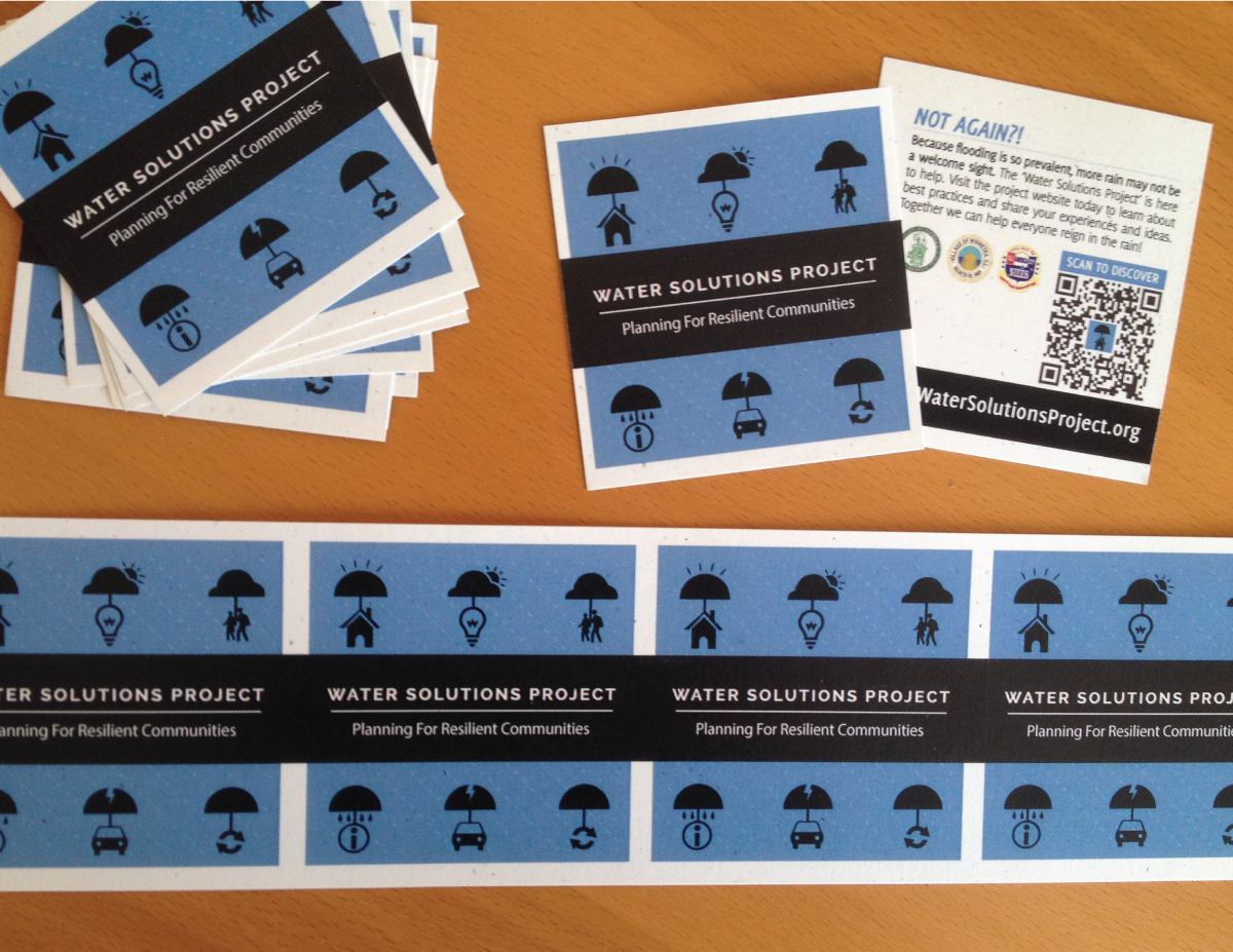 Project Branding + Marketing Cards