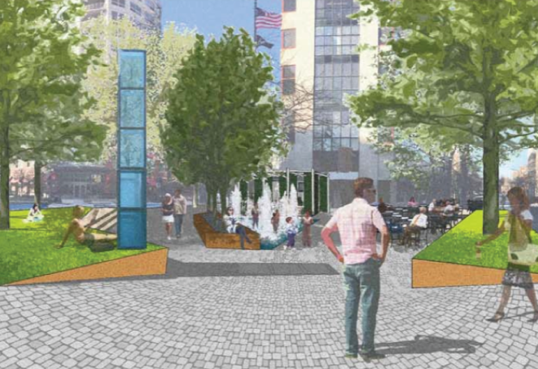 Fountain Square Visioning