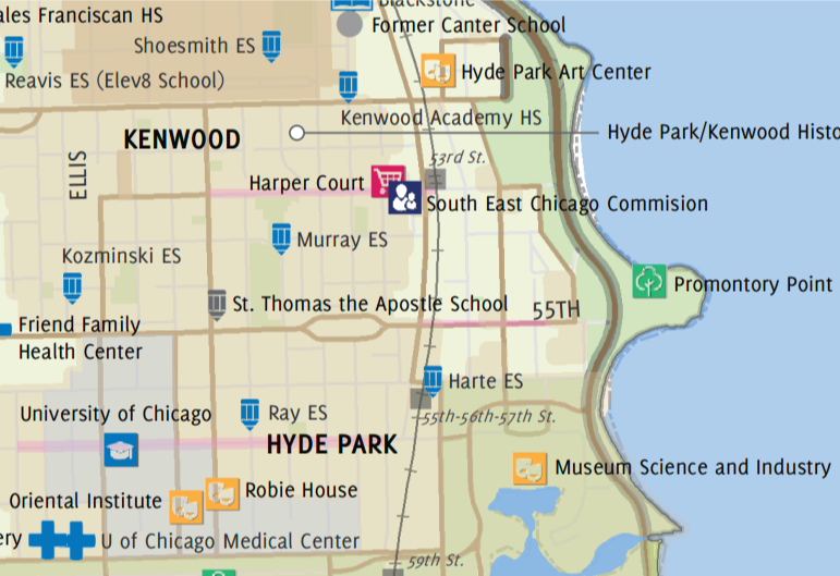 Chicago Neighborhoods 2015