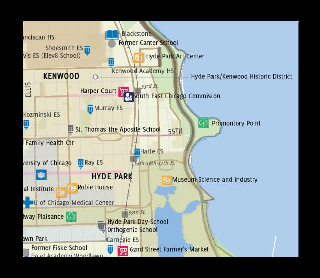 Chicago Neighborhoods 2015