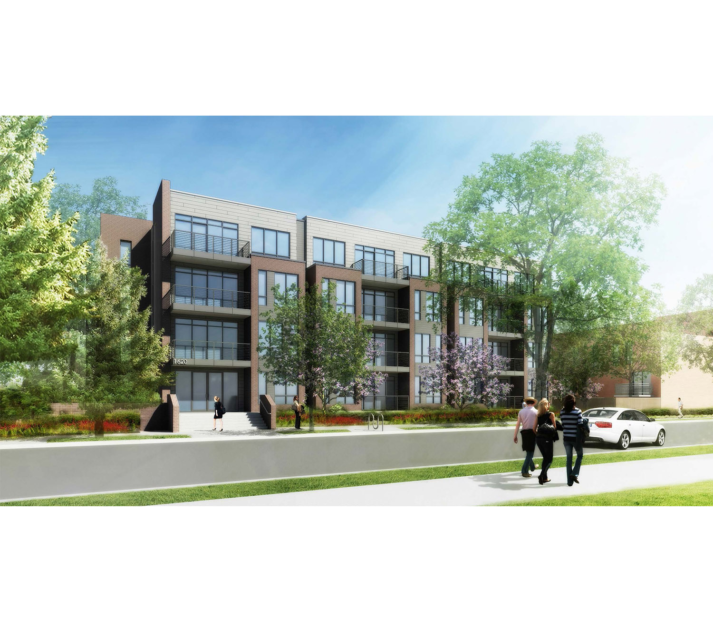 Renderings by Myefski Architects