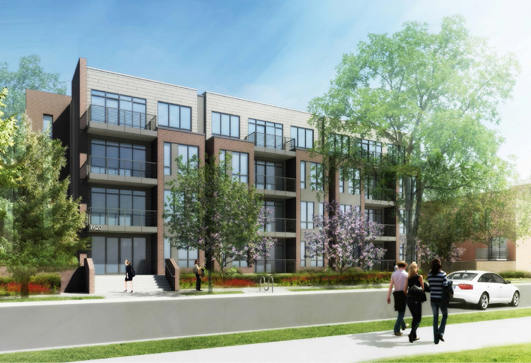 Evanston Residential Development