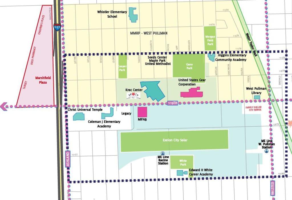 119th Street Corridor Plan