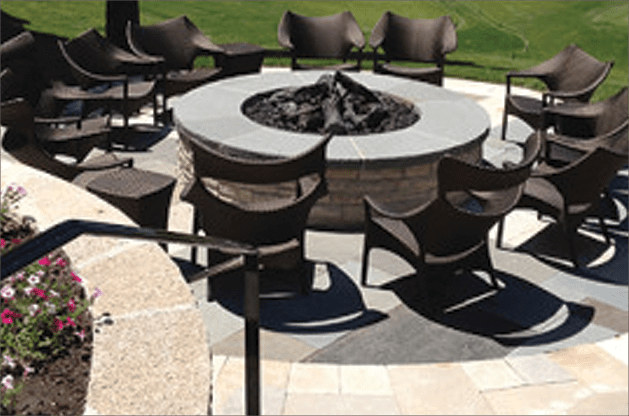 Exmoor Outdoor Seating Expansion