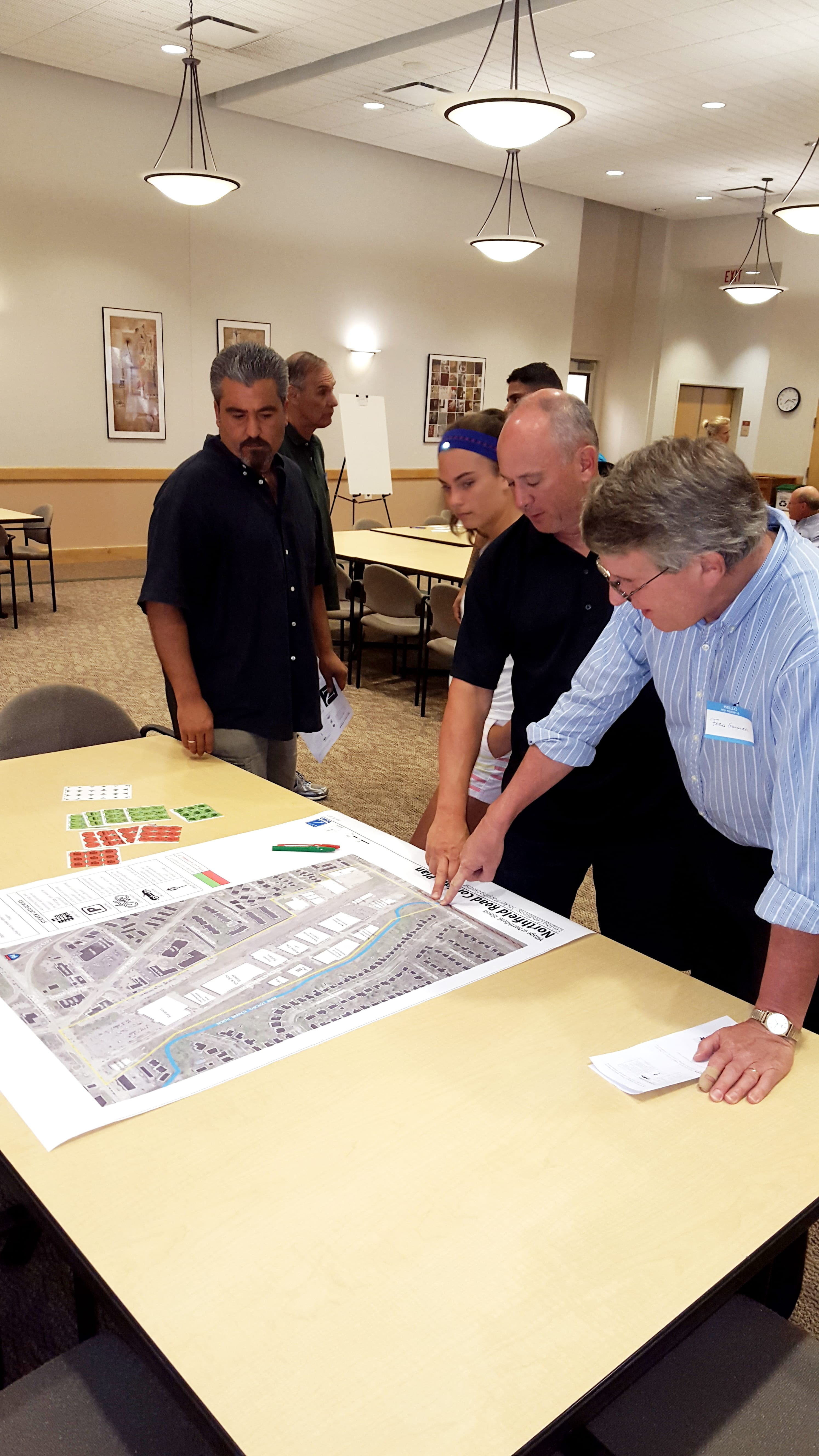 Village Board adopts 'Northfield Road Corridor Plan' as element of Comprehensive Plan