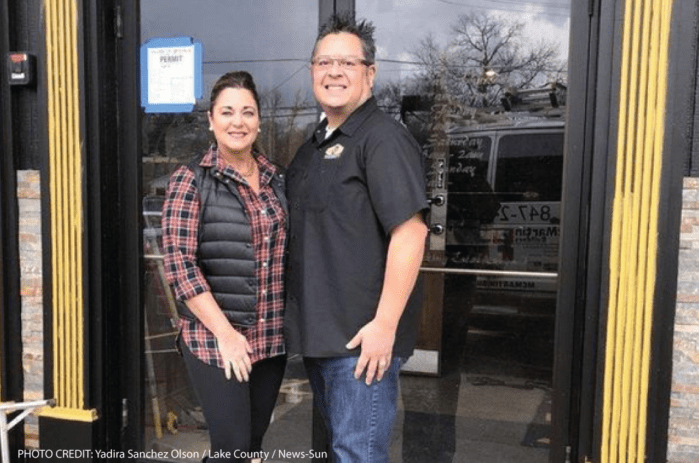 Lake Villa Revitalization – TIF/Business District paves way for Timothy O'Toole's Pub, opening February 2018