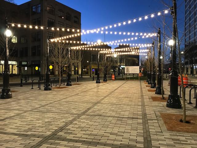 Found Space: Evanston's Fountain Square Plaza
